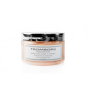 Body Salt Scrub - Orange